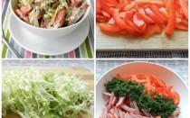 Диетические салаты – секреты разнообразного питания при гастрите