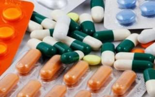 Список лучших таблеток от гастрита