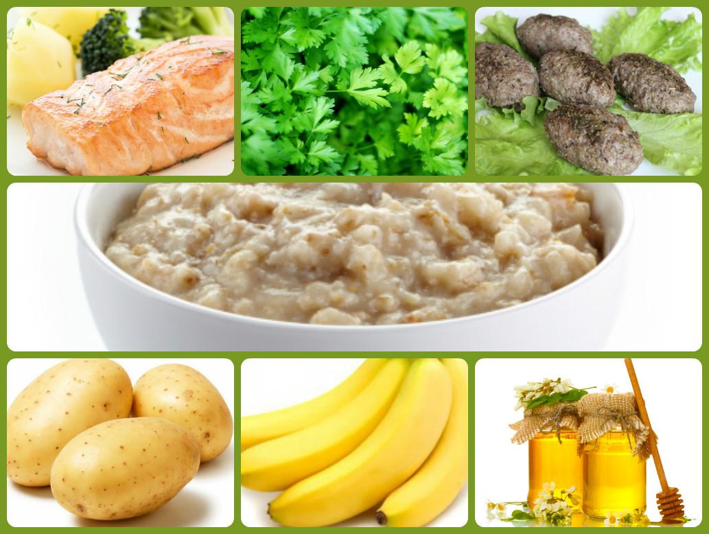 Гастрит диета 5 меню 11