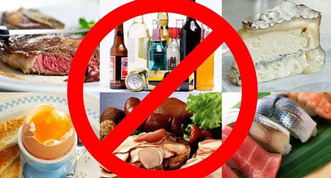 диета при обострении хронического гастрита