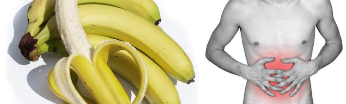 можно ли есть бананы при гастрите