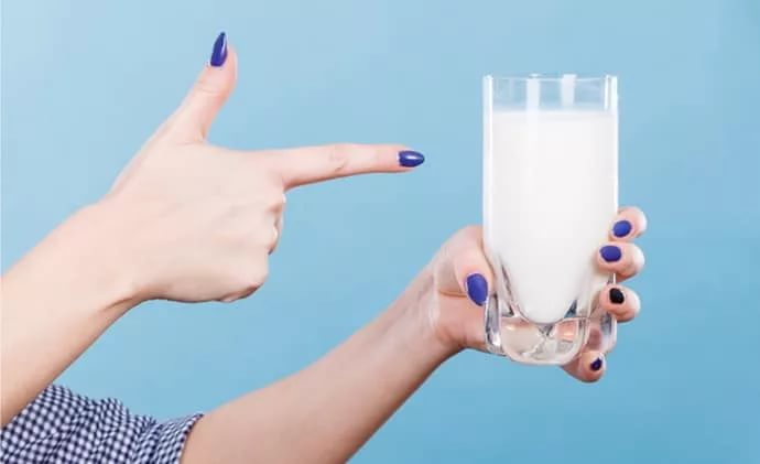 можно ли молоко при гастрите