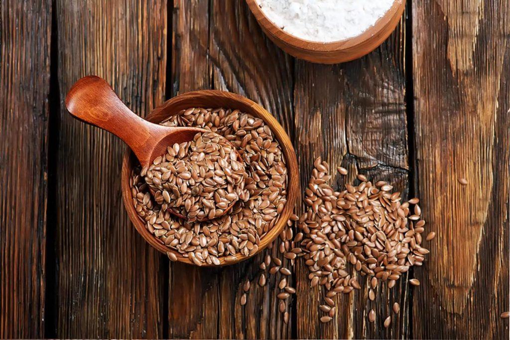семена льна как принимать при гастрите