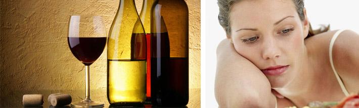 какой алкоголь можно пить при язве желудка