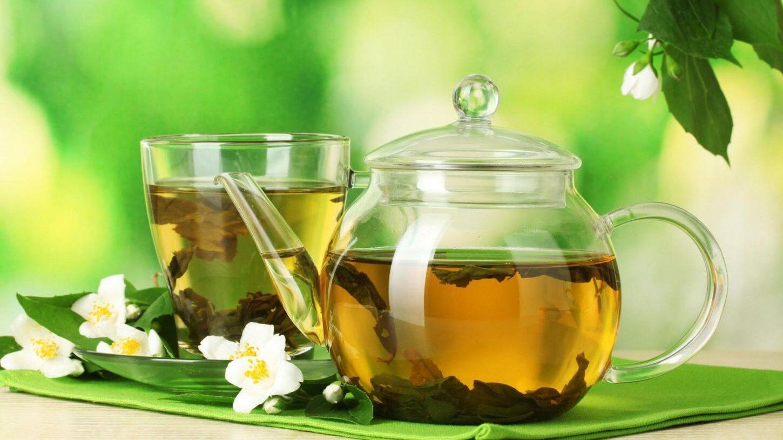можно зеленый чай
