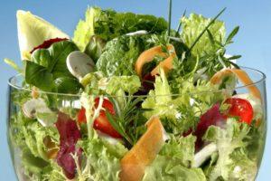 овощные салаты при язве желудка рецепты
